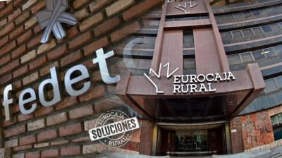 COVID-19 | Eurocaja Rural y FEDETO firman un acuerdo financiero de 'soluciones' para paliar el impacto del coronavirus