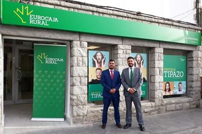 Eurocaja Rural abre una nueva oficina en Guadarrama