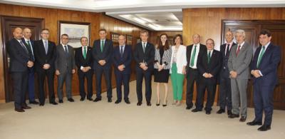 Satisfacción en la Fundación Eurocaja Rural por la gestión de 2018