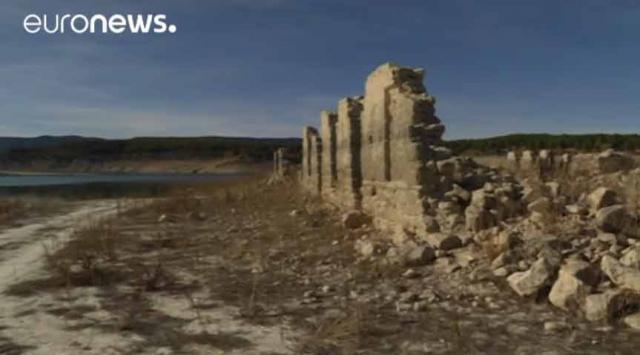 Euronews se hace eco de la dramática situación del Tajo