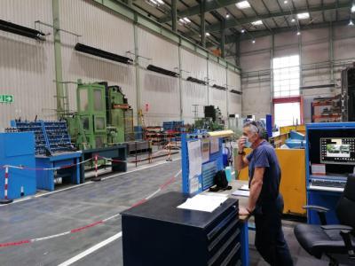 Trabajador industrial | Europa Press