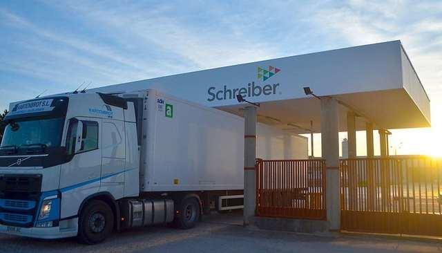 Fábrica Schreiber Foods Talavera | Foto: Schreiber Foods