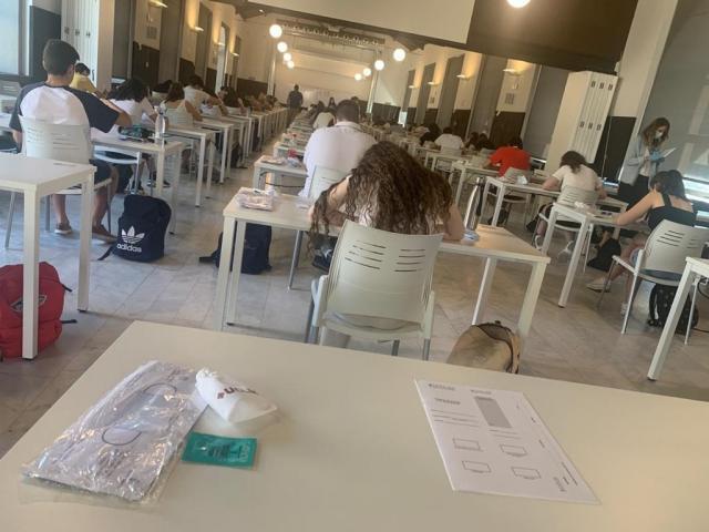Alumnos de EvAU | UCLM