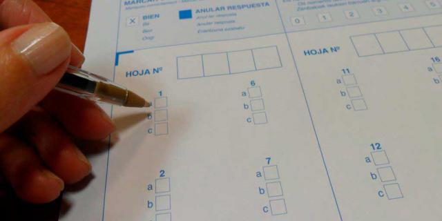 Detenido en Talavera por suplantación de identidad en el examen de conducir Tráfico