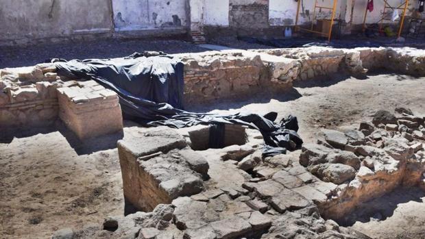 Encuentran restos romanos en las excavaciones del nuevo Juzgado de Talavera