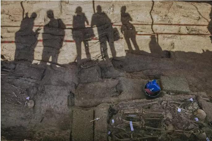 ESPAÑA   El 75% de los desaparecidos en fosas no se recuperará