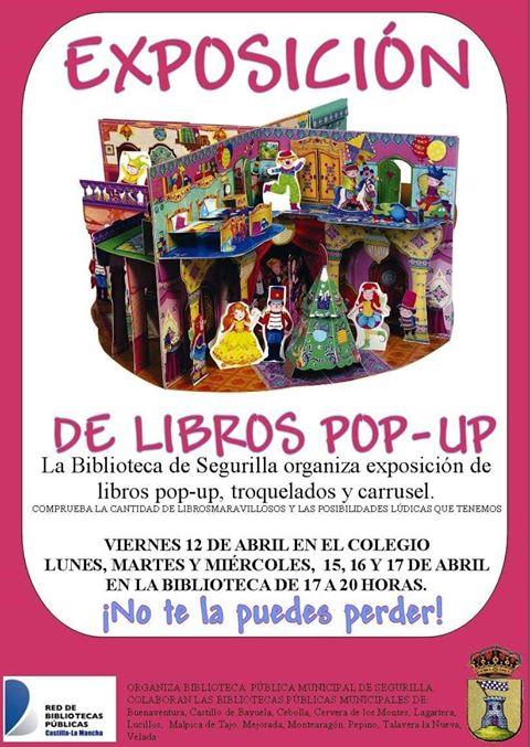 Las bibliotecas de la Comarca de Talavera se unen para realizar una llamativa exposición