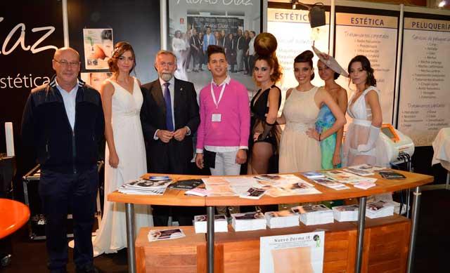 Ramos, presente en la inauguraci�n de 'Expobodas'