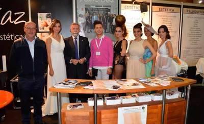 Ramos, presente en la inauguración de 'Expobodas'