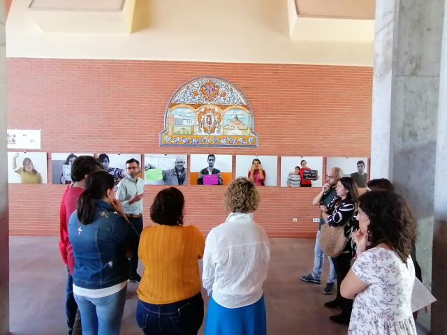 """La Facultad de Ciencias de la Salud presenta la exposición """"Feminidades Diversas"""""""