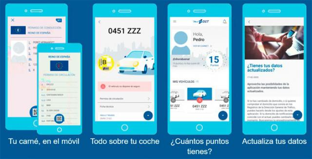 TODOS LOS DETALLES   Talavera, seleccionada para impulsar la app 'miDGT'