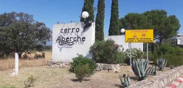 EMERGENCIA   La situación de Cerro Alberche en El Casar de Escalona: LES FALTA AGUA