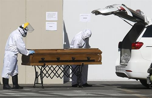PANDEMIA   Un año de la primera muerte por Covid en España