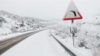 FILOMENA | La borrasca deja el primer día en CLM 46 incidencias y 115 carreteras afectadas