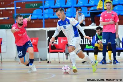El Soliss Talavera recibe la primera derrota de la temporada