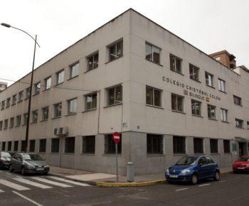 El colegio Cristobal Colón pide apoyo para financiar un mural de cerámica