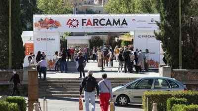 La 40 edición de FARCAMA cierra sus puertas con más de 123.500 visitas