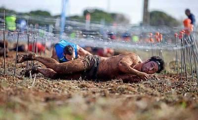 Cerca de 1.500 deportistas participan en la Farinato Race Cervantina