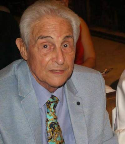 José María Ramón de Fata rinde homenaje a Vicente Hesse