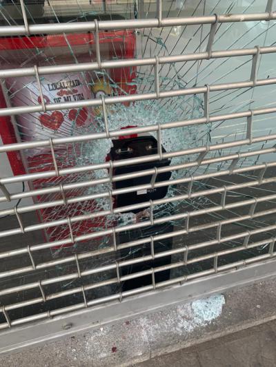 SUCESOS | Robo frustrado en una tienda de Talavera