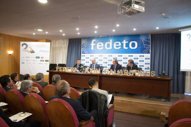 Pepita Alía, de Lagartera, y José Luis García Ochoa, de Sonseca, empresarios del año en los XXIII Galardones de Fedeto