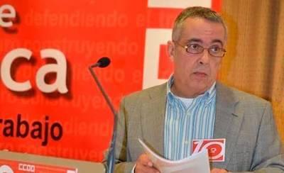 El motorista fallecido en Ciudad Real tras una caída es Felipe Pérez de CCOO