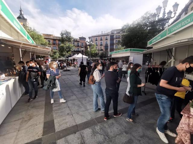 Feria del libro | Ayuntamiento de Toledo