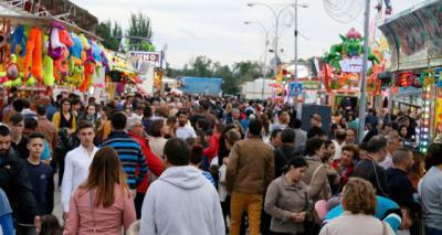 Consejos de seguridad para estas Ferias de San Mateo