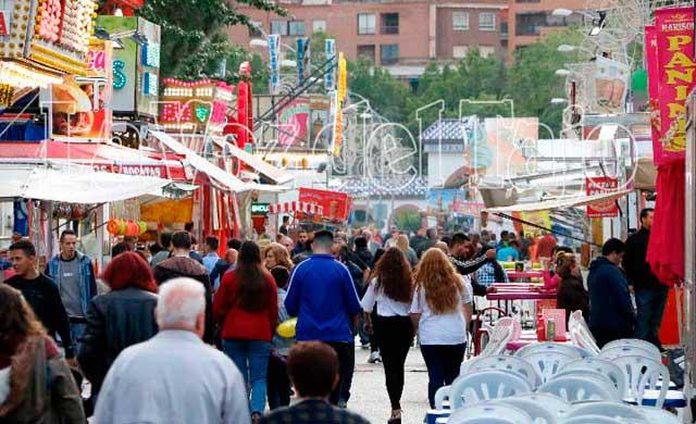 ¿Te perdiste el primer día de Ferias? Mira nuestra amplia galería de fotos