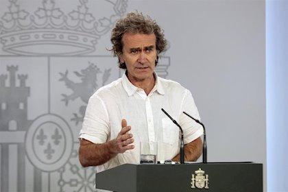 COVID-19 | El aviso de Fernando Simón si piensas cambiar de provincia