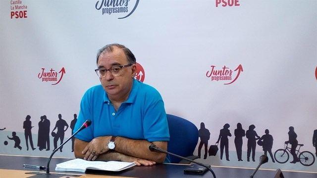 PSOE instará a que el Gobierno de CLM recurra el trasvase y a que todos los partidos se adhieran