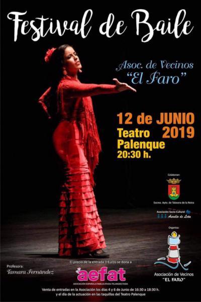 El 'Festival de Baile' de El Faro vuelve al Teatro Palenque