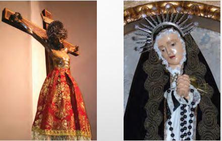 A punto de comenzar las fiestas del Cristo de las Maravillas en Segurilla