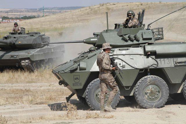 TALAVERA | La oposición quiere que la alcaldesa dé explicaciones en el pleno sobre la base logística militar