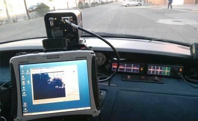 92 conductores sancionados en Talavera durante la campaña de control de velocidad