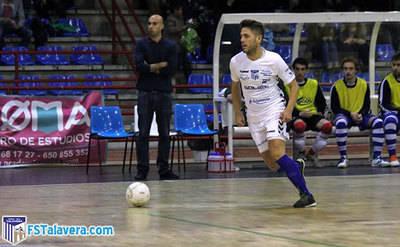 'Fonsi' renueva otro año con el Soliss FS Talavera