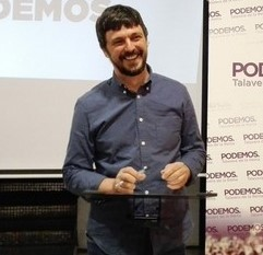 Unidas Podemos anima al electorado de Talavera y comarca a votar en las generales