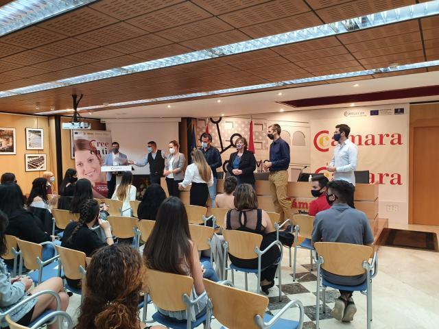 TALAVERA | Clausura de tres nuevos cursos PICE
