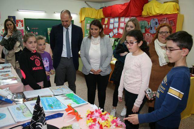 El colegio talaverano Hernán Cortés conmemora su 40 Aniversario
