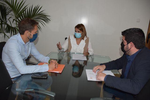 Talavera ya trabaja en el marco del 'Plan Corresponsables'