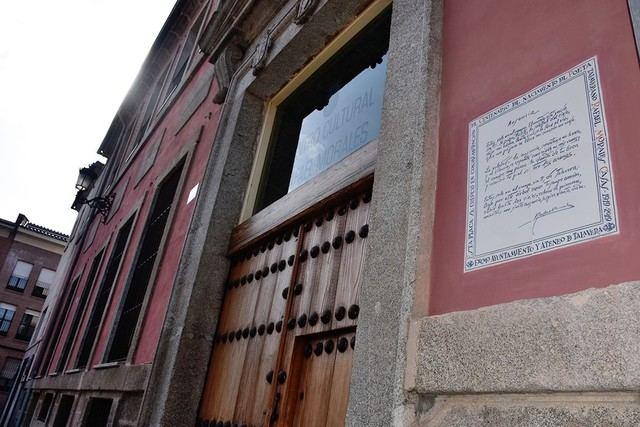 TALAVERA | Reabren el Centro Cultural 'Rafael Morales' y las bibliotecas municipales