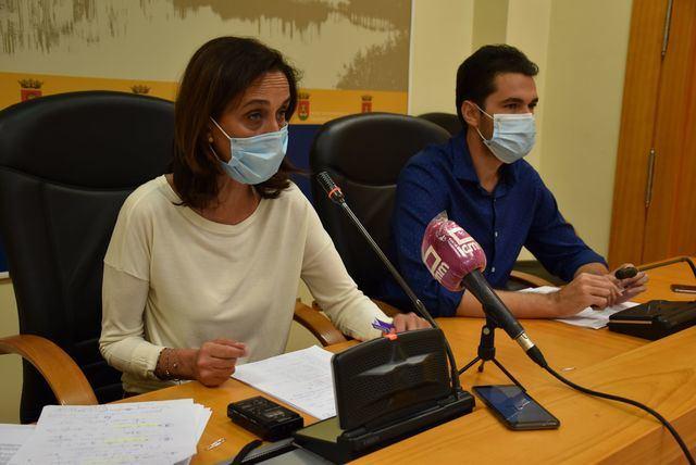 TALAVERA   La defensa de Bellón sobre 'Talavera Incluye':