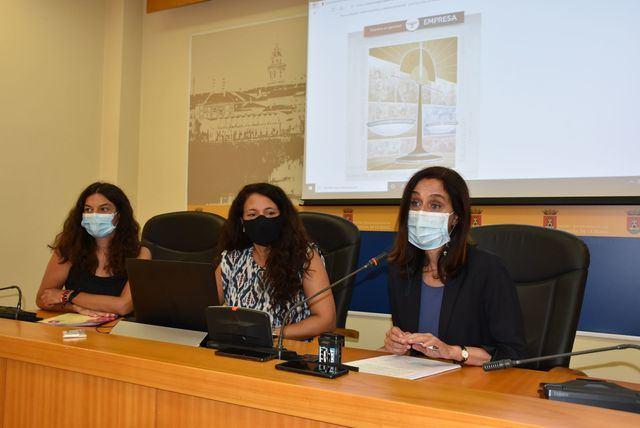 Talavera trabaja para favorecer la igualdad en el ámbito empresarial