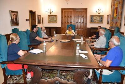 ACTUALIDAD   La alcaldesa y la Mesa se unen por la recuperación de Talavera