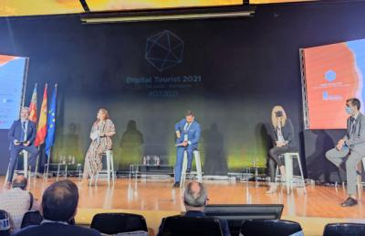 Abrir nuevos horizontes de la mano de la sostenibilidad y la digitalización gracias a 'Digital Tourist 2021'