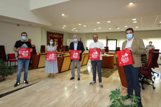 """ILLESCAS   12.000 bolsas """"Yo compro en Illescas"""" para incentivar el consumo local"""