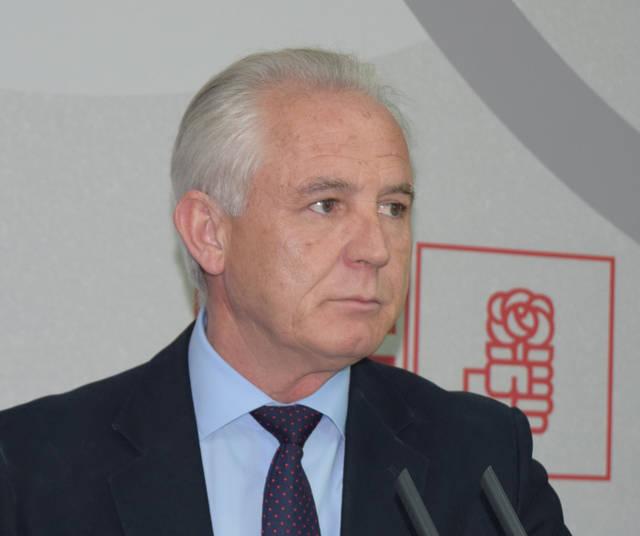 José Miguel Camacho, viceconsejero de Administración