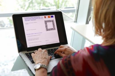 Castilla-La Mancha ha emitido más de 25.000 certificados COVID