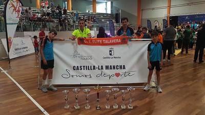 El CF Élite es el club talaverano más reconocido en la Gala Somos Deporte