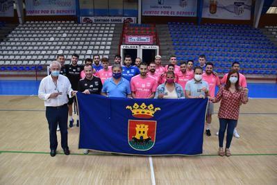 Tita García apoya al Soliss FS Talavera en el inicio de temporada